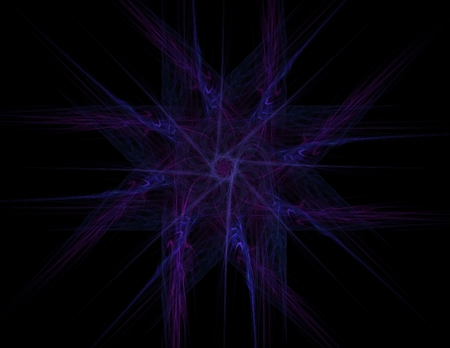 Background consists of fractal color texture Stock Photo