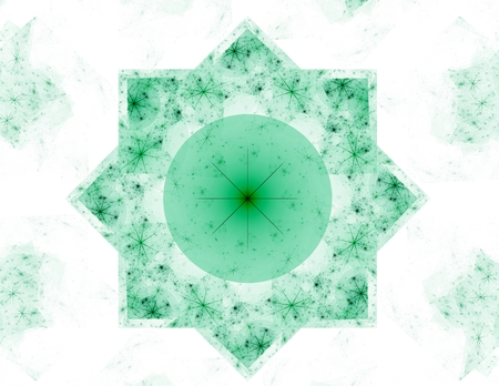 consists: Background consists of fractal color texture Stock Photo