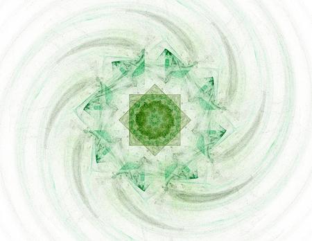 pipe dream: patr�n radial fractal