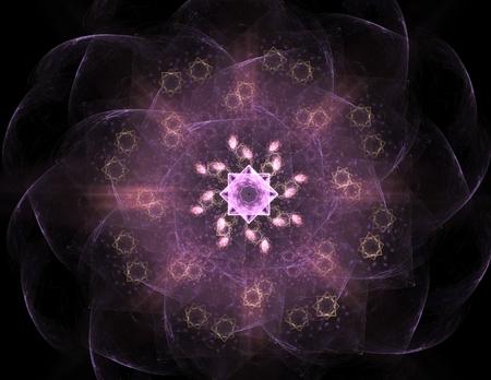 diamantina: Dise�o abstracto de la nube de polvo contra el fondo oscuro Foto de archivo