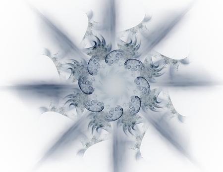 tileable: Lacy colorful clockwork pattern, digital fractal art design
