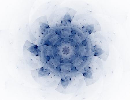 Lacy bunten Uhrwerk Muster. Digitale Fraktalkunstentwurf. Abstract Design der heiligen Symbole unterzeichnet Geometrie. Entwürfe der Astrologie Alchemie Magie. Geometrische Spirale. Abstrakte Bunte Fractal-Beschaffenheit. Standard-Bild - 75747303