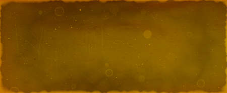 Gold background texture. Soft yellow and brown old vintage paper background design in elegant textured luxury design.