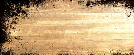 Brown scratched wooden cutting board. Wood texture. Old Wood. Natural Wooden Texture Background. Imagens