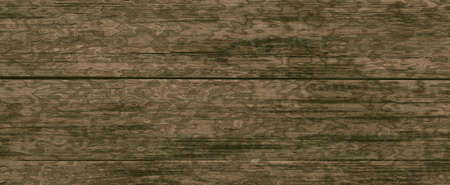 Aged wood illustration, seamless pattern, wood texture background Imagens