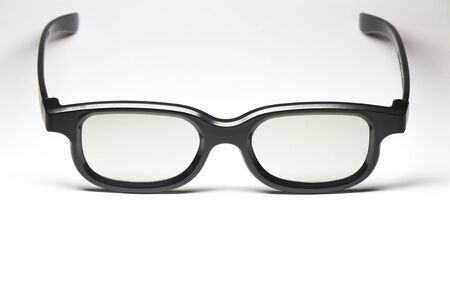 polarised: Polarized glasses to view the 3D movies in the cinema