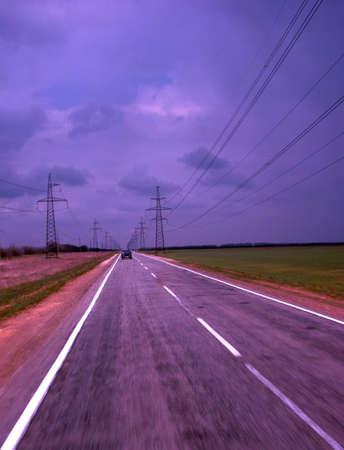 kerb: road (Ukraine)