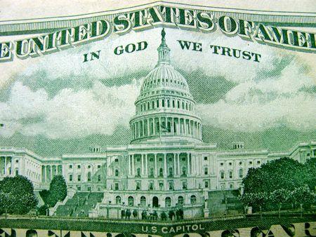 In God We Trust Stock Photo - 5156796