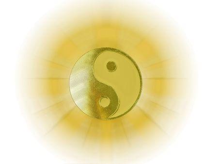 iluminados: Shining yin yang