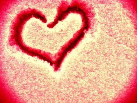 lurid: heart