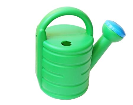 wateringcan: watering-can toy Stock Photo