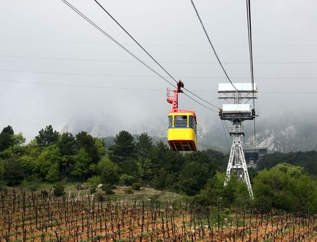 tramway: cable tramway