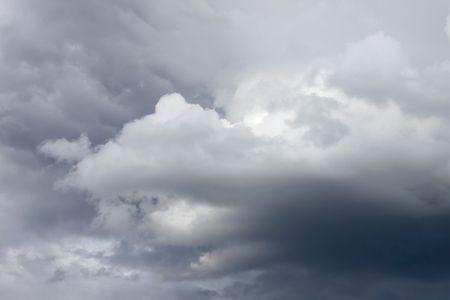 thunder-storm clouds Фото со стока