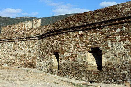 wall of fortress, Sudak  photo