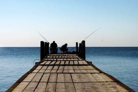 fishman: fishing