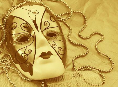 theatre mask Stock Photo - 8012760