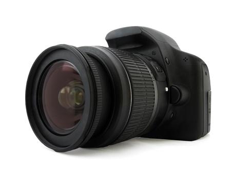 digital SLR camera                       Stock Photo - 8250864