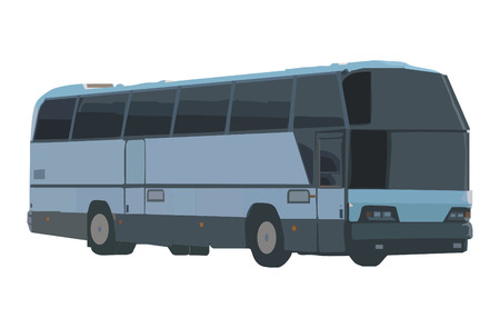 autobus: bus Illustration