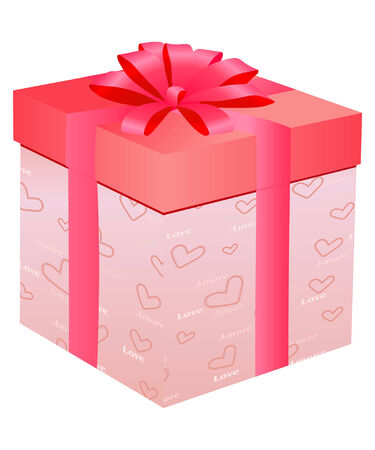 present for Valentines Day Stock Vector - 8796173