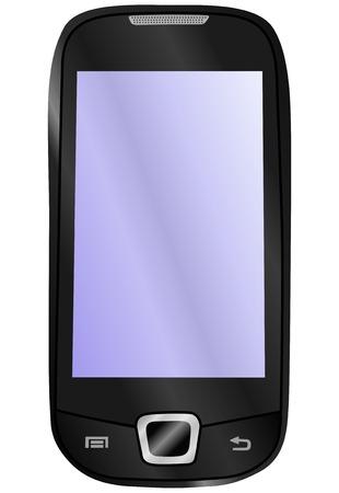 telefon: sensoryczna telefon komórkowy