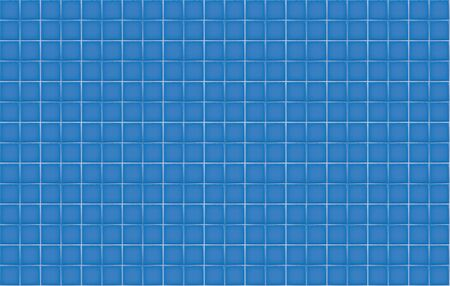 blue abstract mosaic vector background Stock Vector - 9898724