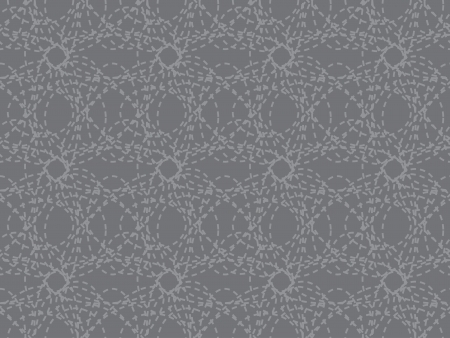 jumble: gray seamless entangled lines pattern