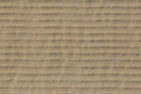 lineas horizontales: playa de arena de fondo l�neas horizontales Foto de archivo