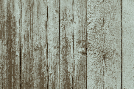 close up of worn out wooden fence