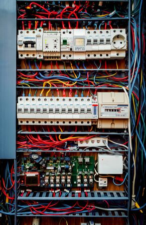 Electrical equipment. Electricity cables, wires and insulation