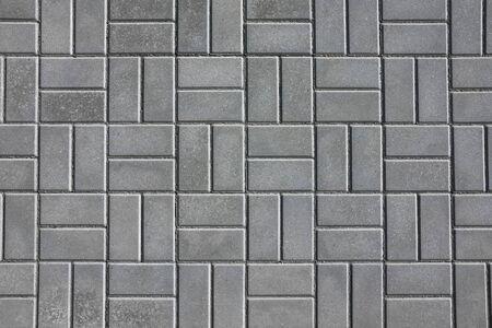 masonry wall paving stones as a background close up. High quality photo Reklamní fotografie