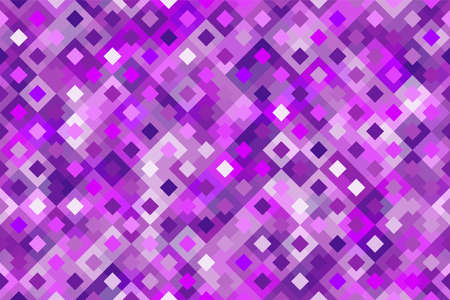 Purple abstract bright colorful seamless pattern