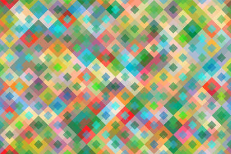 Abstract bright colorful seamless pattern