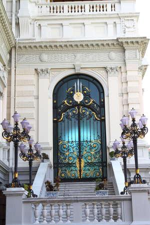 trave: The Royal Palace. Bangkok, Thailand Stock Photo