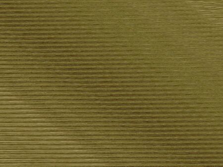 Abstract background with a corrugated texture in shades of green and brown. Stock Photo