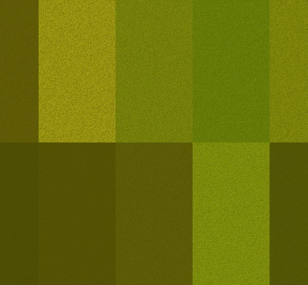 Abstract background in green color block form with a textured finish.