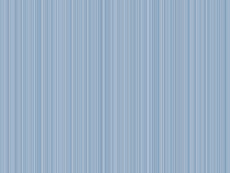 Cold-color background of pinstripes, primarily in shades of blue  Can be oriented horizontally or vertically