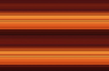 Background of pinstripes, in bold shades of red, yellow, and orange  Rendered from a fiery sunset photo  Can be oriented horizontally or vertically  Stock Photo