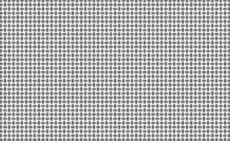 grid paper: Computer-generated basket weave pattern in gray and black on a white background. Stock Photo
