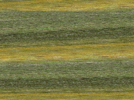 Background of wide-striped textured panels in shades of green and yellow. Can be oriented horizontally or vertically.