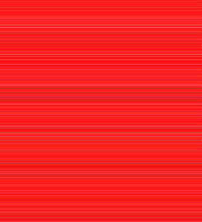 Red background with thin white stripes, which can be oriented vertically or horizontally.