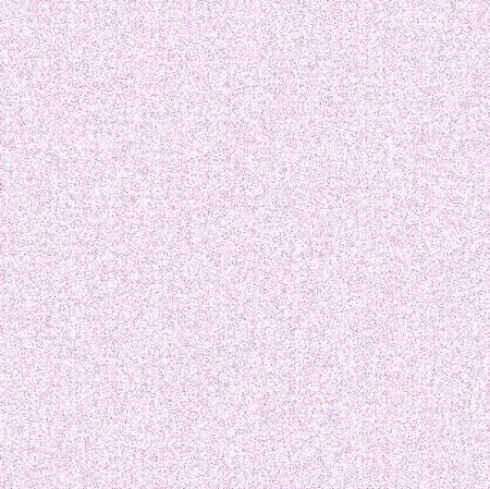 Small abstract shapes in shades of gray, pink, and purple are randomly distributed on a white background. Stock Photo
