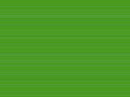 Bright green background with pinstripes in coordinating colors. Orients horizontally or vertically.