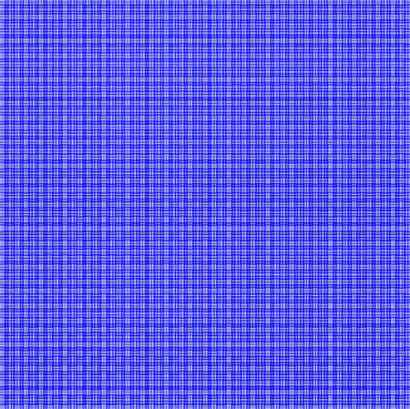 Blue Purple Periwinkle Woven Basketweave Background. Repeated braiding of horizontal and vertical stripes creates a basket weave pattern with double and triple strands in two shades of blue purple. Banco de Imagens
