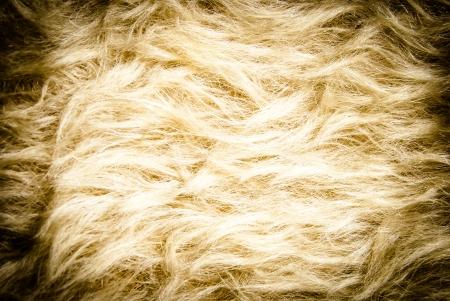 mohair: yellow mohair texture background Stock Photo