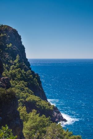 Alanya peninsula, Antalya, Turkey photo