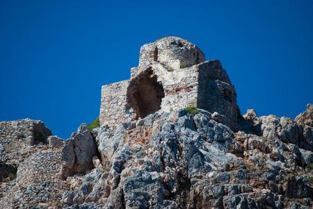 castle of Alanya, Antalya, Turkey photo