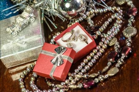 Kerst cadeaus onder de boom