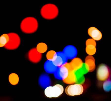 colorful background, out of focus photo