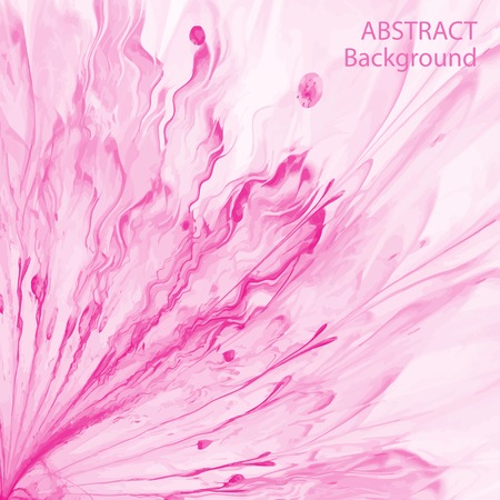 purple: Abstract Flower texture, purple, pink. Modern colorful pattern resembling watercolor strokes. Design element for backgrounds, printed media, web banners, etc.