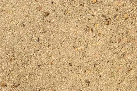 Concrete Texture with stones photo